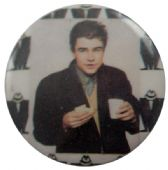 Madness - 'Chris Holding Cup' Button Badge